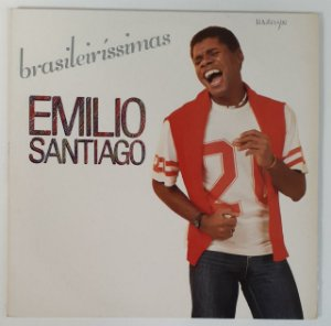 LP - Emilio Santiago – Brasileiríssimas