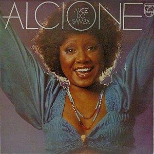 LP - Alcione – A Voz Do Samba