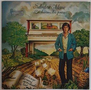 LP - Adamo – Les Chansons D'où Je Viens