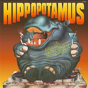 LP - Hippopotamus - Os Grandes Hits Da Discoteca Do Momento