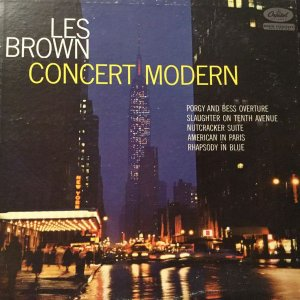 LP - Les Brown – Concert Modern