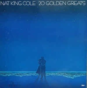 LP - Nat King Cole ‎– 20 Golden Greats