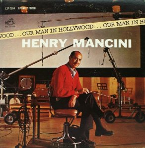 LP - Henry Mancini – Our Man In Hollywood