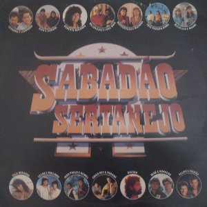 LP - Sabadão Sertanejo