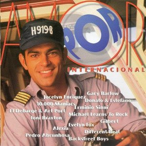 CD - Por Amor Internacional (Novela Globo)