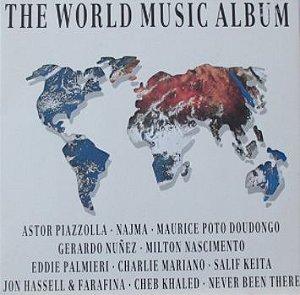 CD - The World Music Album (Vários Artistas)