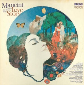 """LP - Henry Mancini – Mancini Plays The Theme From """"Love Story"""""""