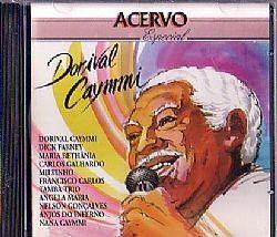 CD - Dorival Caymmi (Coleção Acervo Especial)