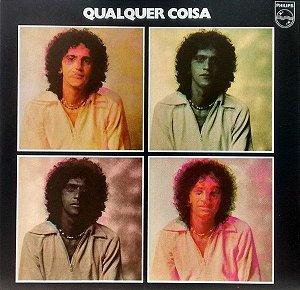 CD - Caetano Veloso – Qualquer Coisa