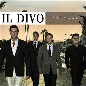CD - Il Divo – Siempre