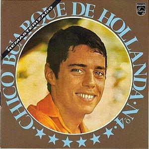 CD - Chico Buarque De Hollanda – N°4