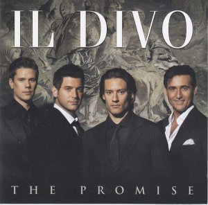 CD - Il Divo – The Promise