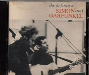 CD - Simon & Garfunkel – The Definitive Simon And Garfunkel