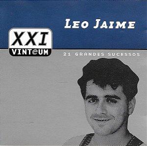 CD - Leo Jaime (Coleção XXI 21 Grandes Sucessos)
