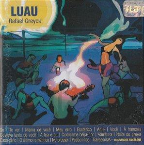 CD - Rafael Greyck – Luau