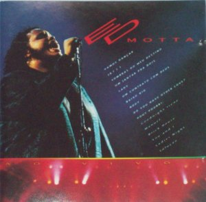CD - Ed Motta Ao Vivo