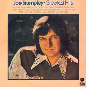 LP - Joe Stampley – Greatest Hits