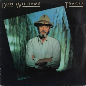 LP - Don Williams – Traces