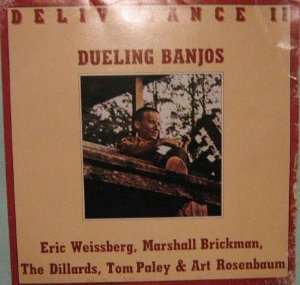 LP - Eric Weissberg, Marshall Brickman, The Dillards, Tom Paley & Art Rosenbaum – Dueling Banjos - Deliverance II