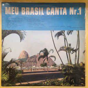 LP - Grupo Folclórico Da Guanabara – Meu Brasil Canta - N.º 1