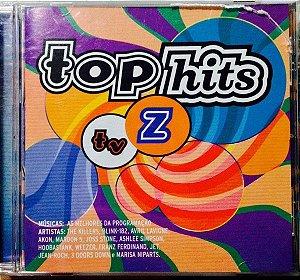 CD - Top Hits Tv Z (Vários Artistas)