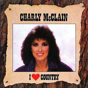 LP - Charly McClain – Coleção I Love Country