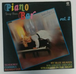LP - George Brass – Piano Bar Vol. 2