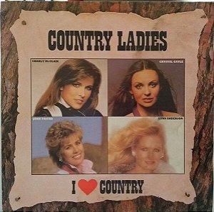 LP -  Love Country Country Ladies (Coleção I Love Country)