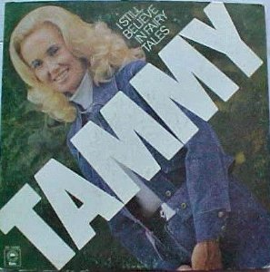 LP - Tammy Wynette – I Still Believe In Fairy Tales Importado (US)