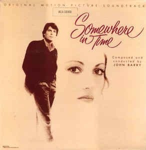 LP - Somewhere In Time - John Barry (Original Motion Picture Soundtrack)