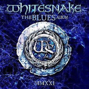 CD - Whitesnake – The Blues Album (Novo - Lacrado)