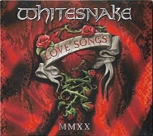 CD - Whitesnake – Love Songs (Novo - Lacrado) (DIGIPACK)