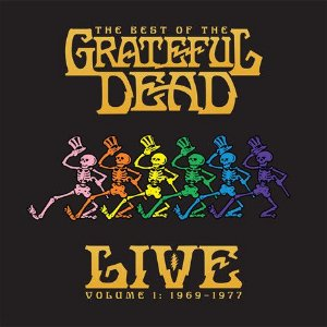 LP - The Grateful Dead – Best of the Grateful Dead Live: Volume 1 - Duplo -  IMP -  (Novo - Lacrado)