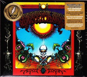CD - The Grateful Dead – Aoxomoxoa (Duplo - Novo / Lacrado) -IMP - Digipack