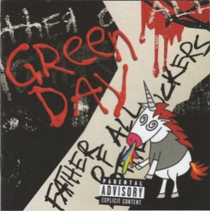 CD - Green Day – Father Of All... (Novo - Lacrado)