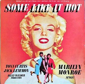 LP - Some Like It Hot (Vários Artistas)