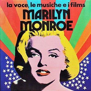 LP - La Voce, Le Musiche E I Films (Vários Artistas)