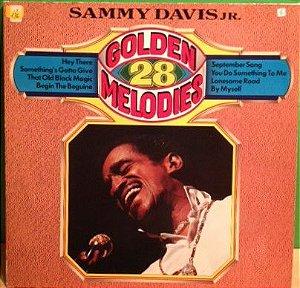 LP - Sammy Davis, Jr. – 28 Golden Melodies (Importado - Germany)