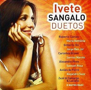 CD - Ivete Sangalo – Duetos