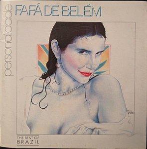 CD - Fafá De Belém (Coleção Personalidade)