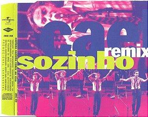 CD - Caetano Veloso – Sozinho (Remix) EP