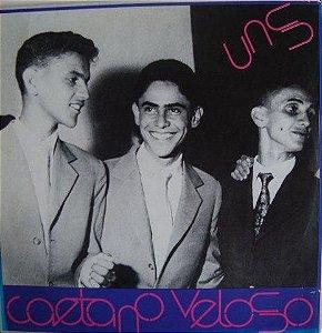 CD - Caetano Veloso – Uns