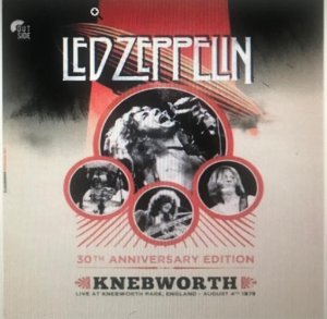 LP - Led Zeppelin – Live At Knebworth park, England - August 4th 1979 / 30th Anniversary Edition (Novo - Lacrado)