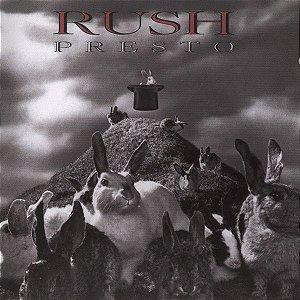 CD - Rush – Presto (Novo - Lacrado)