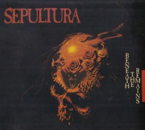 CD - Sepultura – Beneath The Remains (Novo - Lacrado)