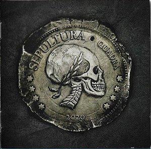 CD - Sepultura – Quadra (Novo - Lacrado)