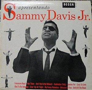 LP - Sammy Davis Jr. – Apresentando Sammy Davis Jr.