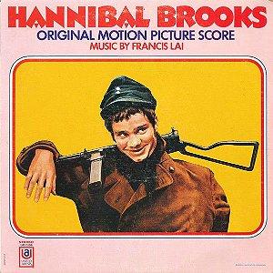 LP - Francis Lai – Hannibal Brooks (Original Motion Picture Score)