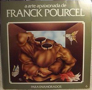 LP - Franck Pourcel Et Son Grand Orchestre – Para Enamorados ( Coleção A Arte Apaixonada de Franck Pourcel – 6)