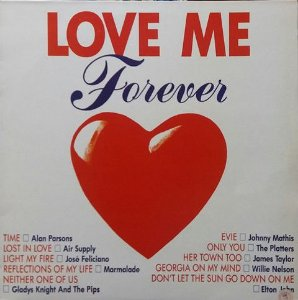 LP - Love Me Forever (Vários Artistas)